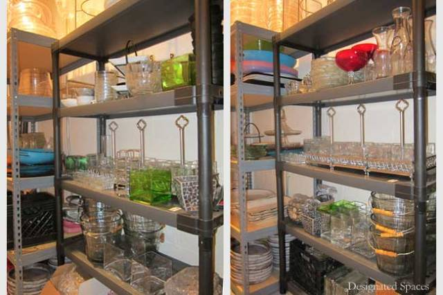 Food Event Storage Before and After