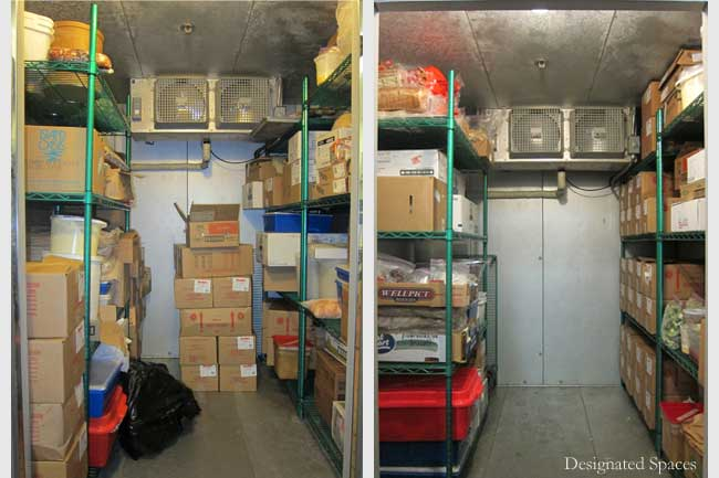 Commercial Kitchen Consolidation Part 3 Designated Spaces