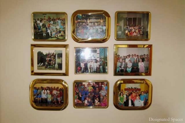 Family Reunion Photo Frames