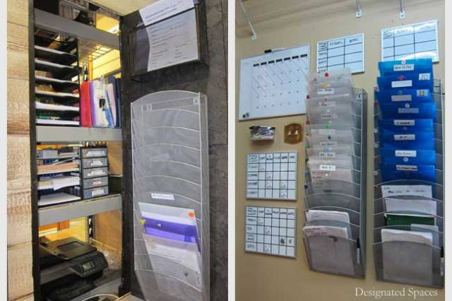 Office Filing Storage After
