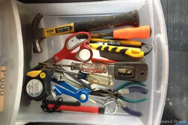 Vehicle Emergency Supplies Drawer 3